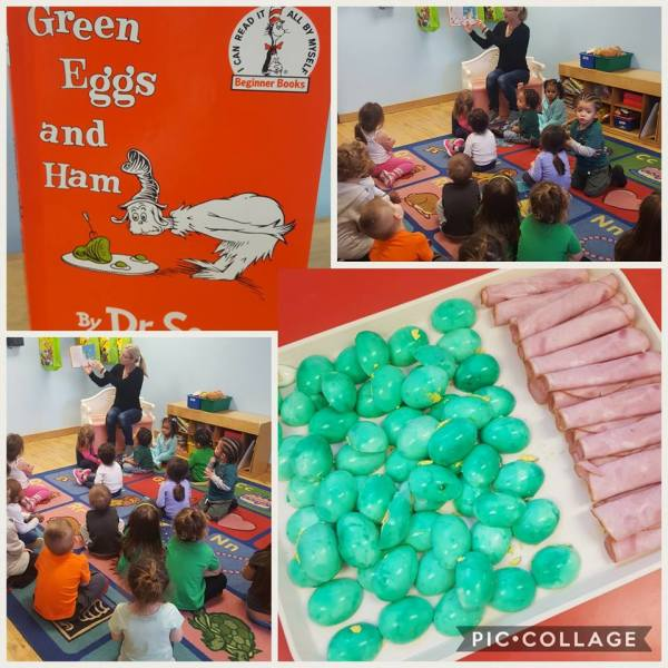 Green Eggs and Ham Day 2018