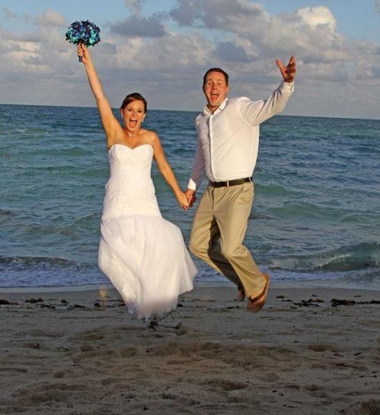 Destination Wedding, Beach Wedding