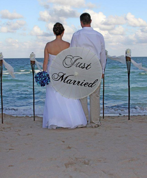 Destination Wedding, Beach Wedding