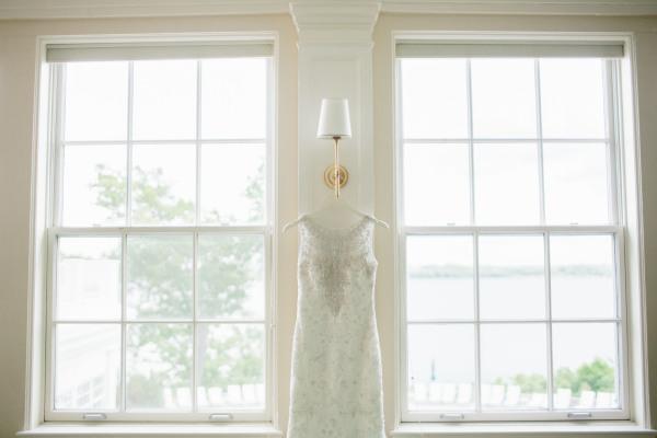 Wedding Dress; Country Club Wedding; J'aime Events