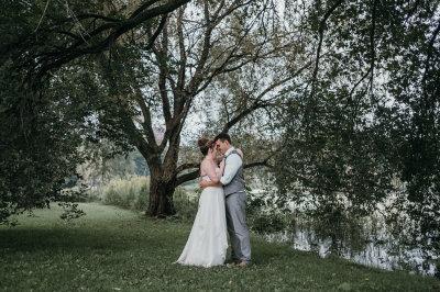 Real Wedding - Outdoor Ceremony