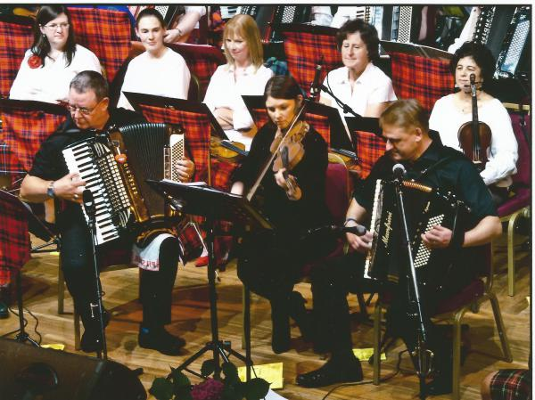 2013 Fiddlers' Rally Guest Artists