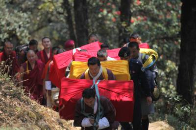 The Peoples King - Royals Of Bhutan