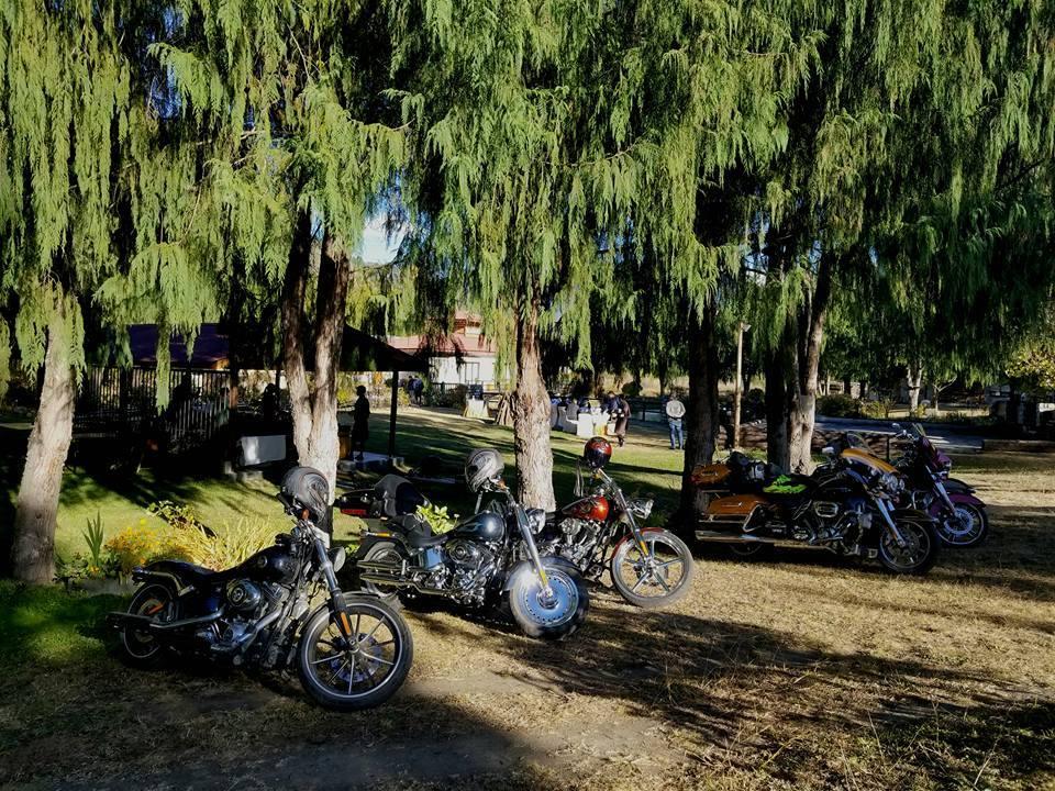 A Biker's Paradise