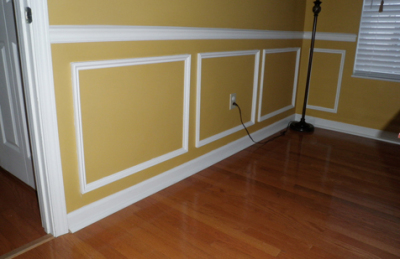 Do you enjoy the look of crown molding? We can design a unique crown molding just for you.