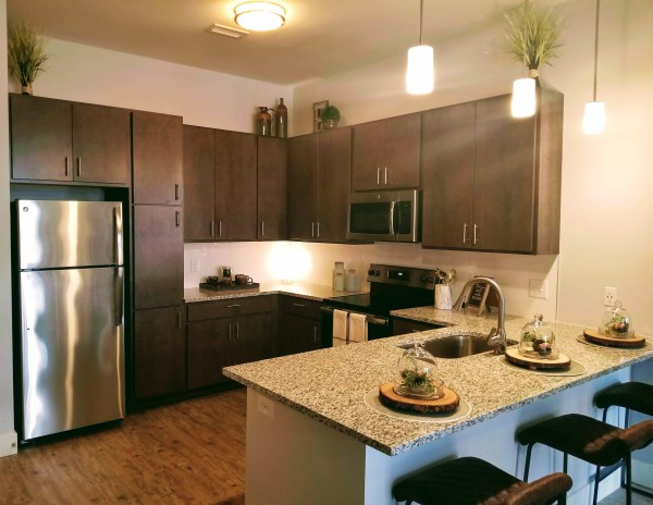 Echelon's Modern Kitchen Design