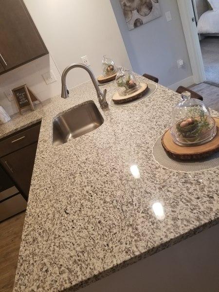 Granite Countertop at Echelon