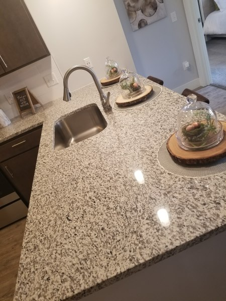 Granite Countertop at Echelon