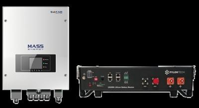 Sofar 2.4kWh System