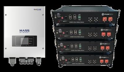 Sofar 9.6kWh System