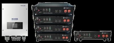 Sofar 12kWh System