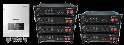 Sofar 16.8kWh System