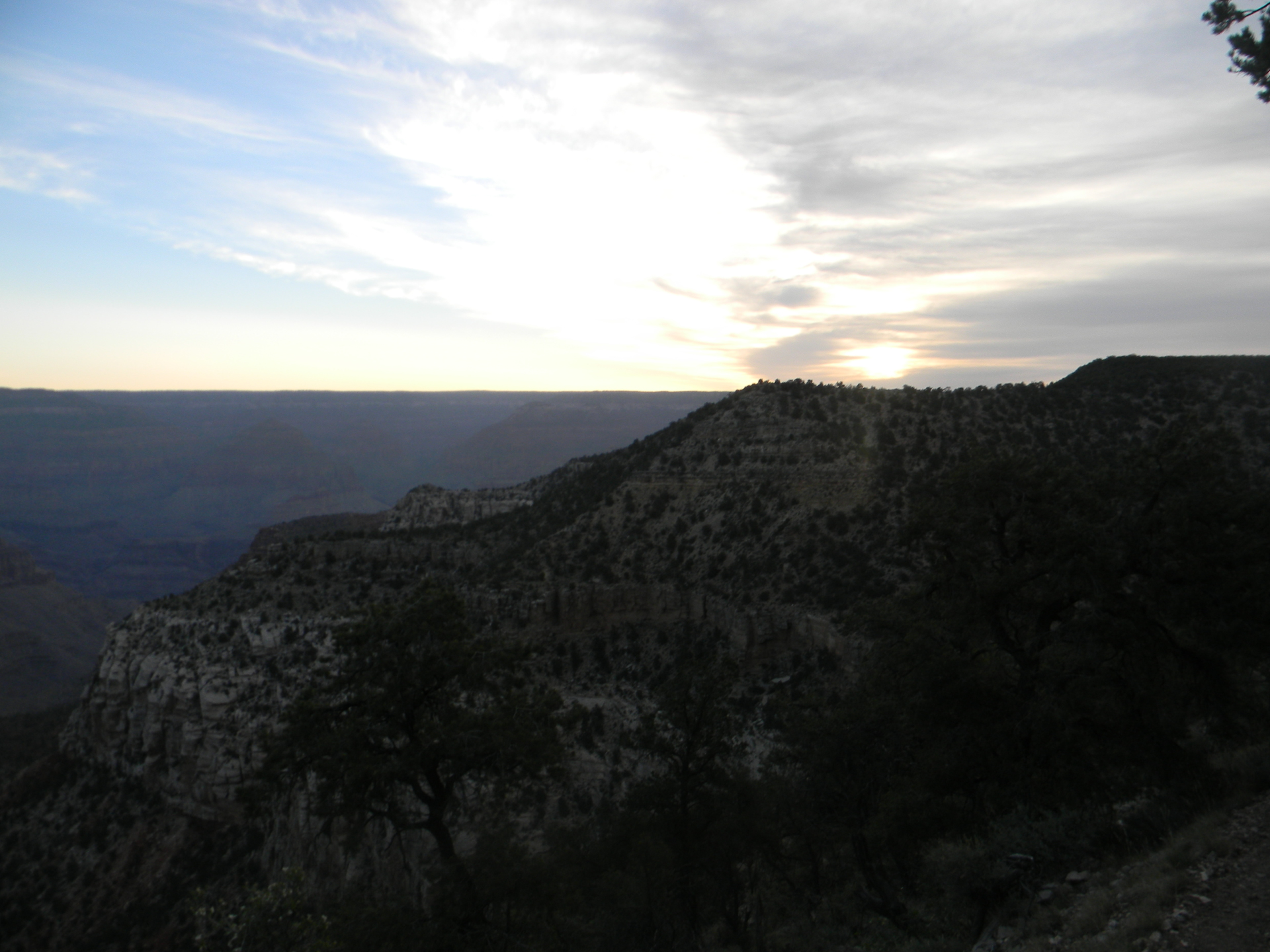 Sunrise on the South Rim, Grand Canyon National Park