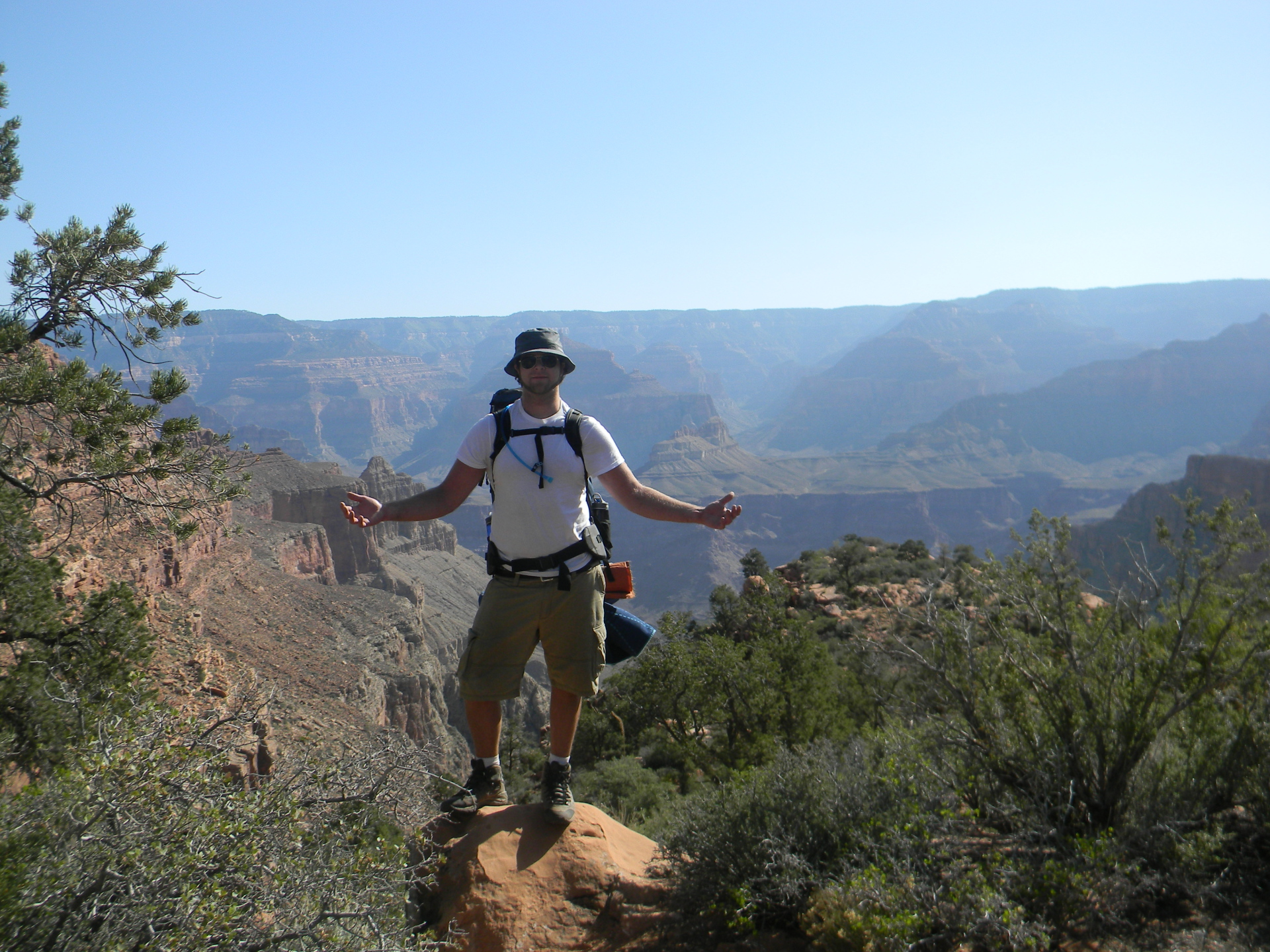 grand canyon tanner trail hiking