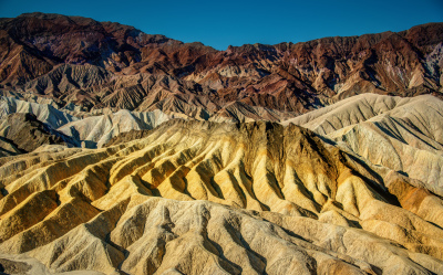 Artist's Drive, Death Valley