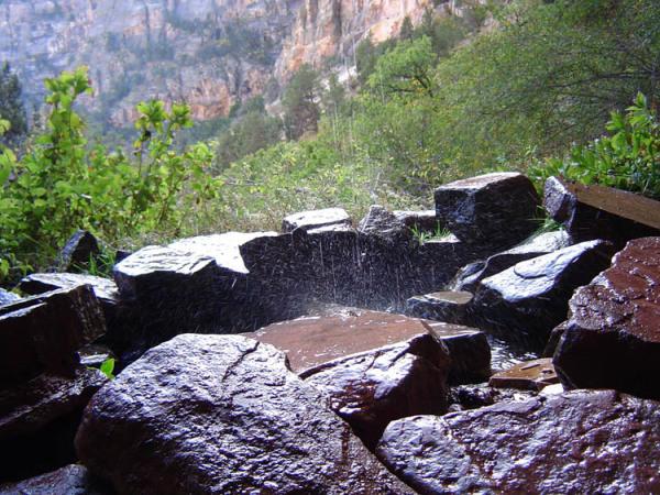 grand canyon hiking hermit trail