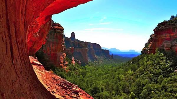 fay canyon sedona hiking