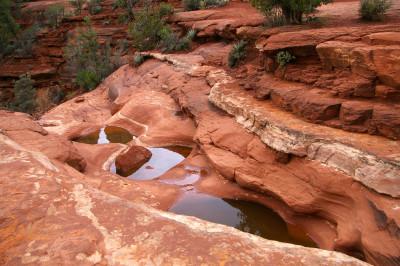 Sacred Pools