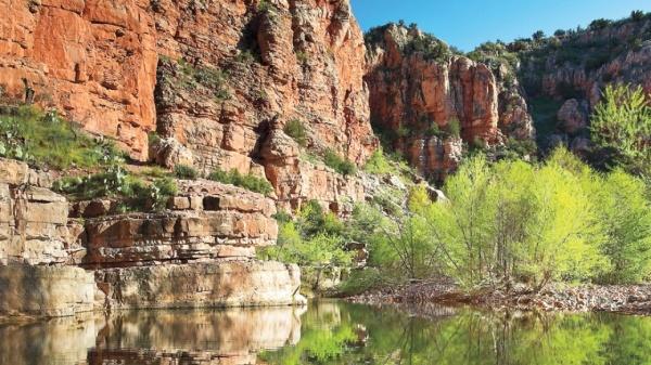 sycamore canyon hiking