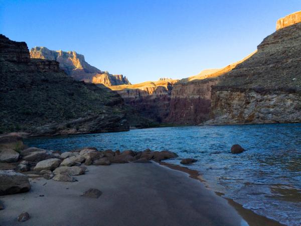 grand canyon escalante route backpacking