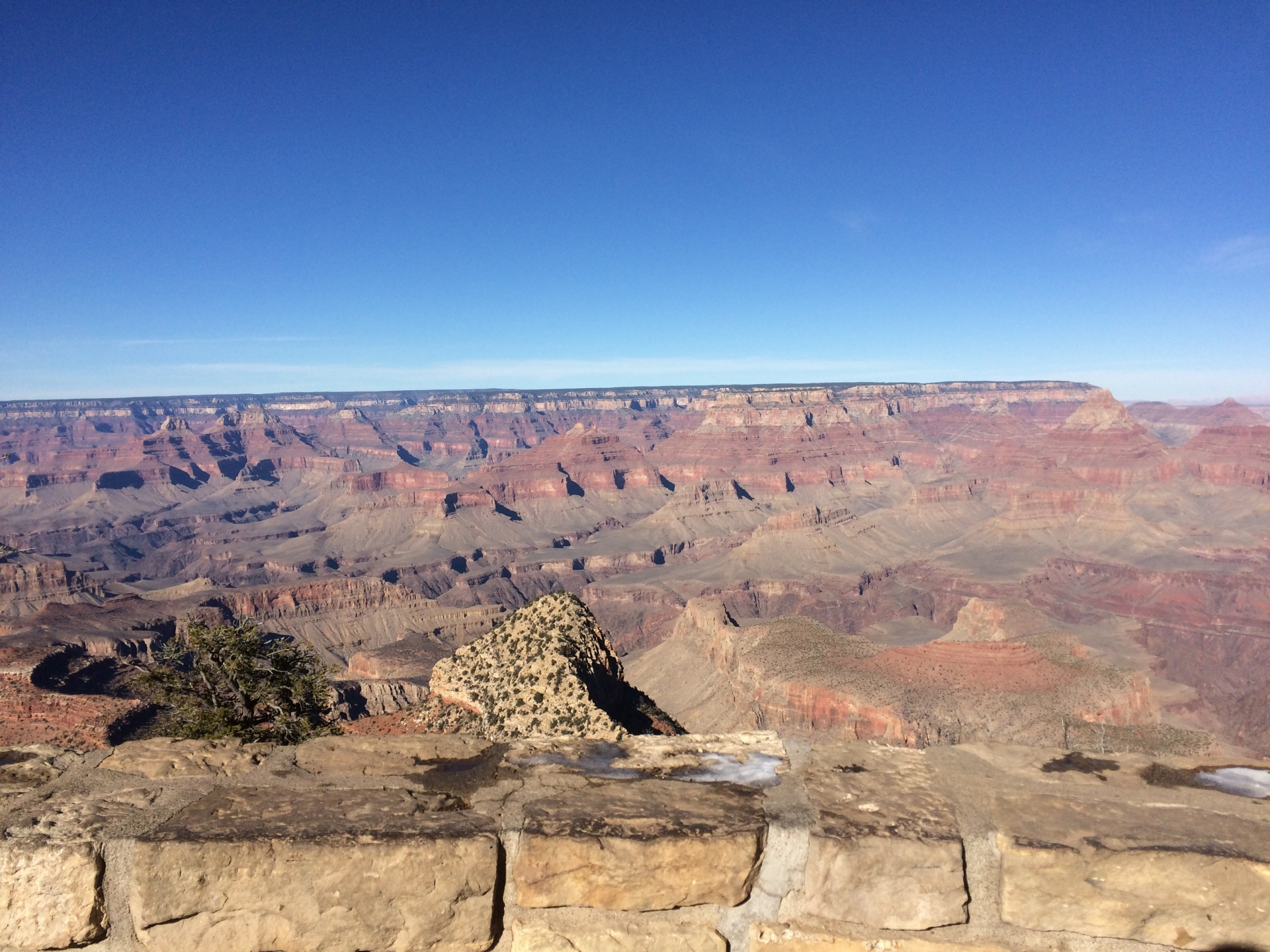 Grandview Overlook, Grand Canyon