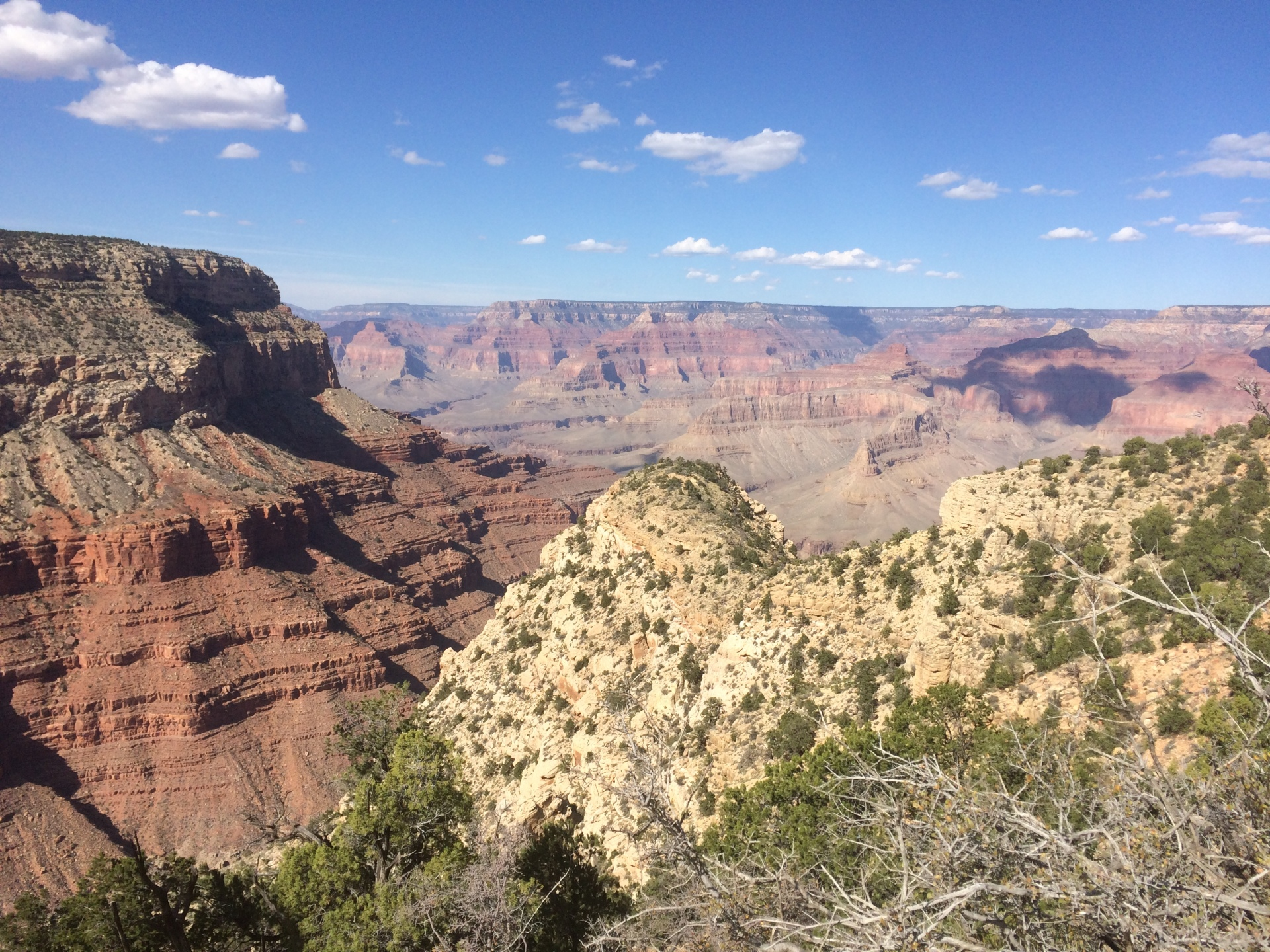 grand canyon hermit trail