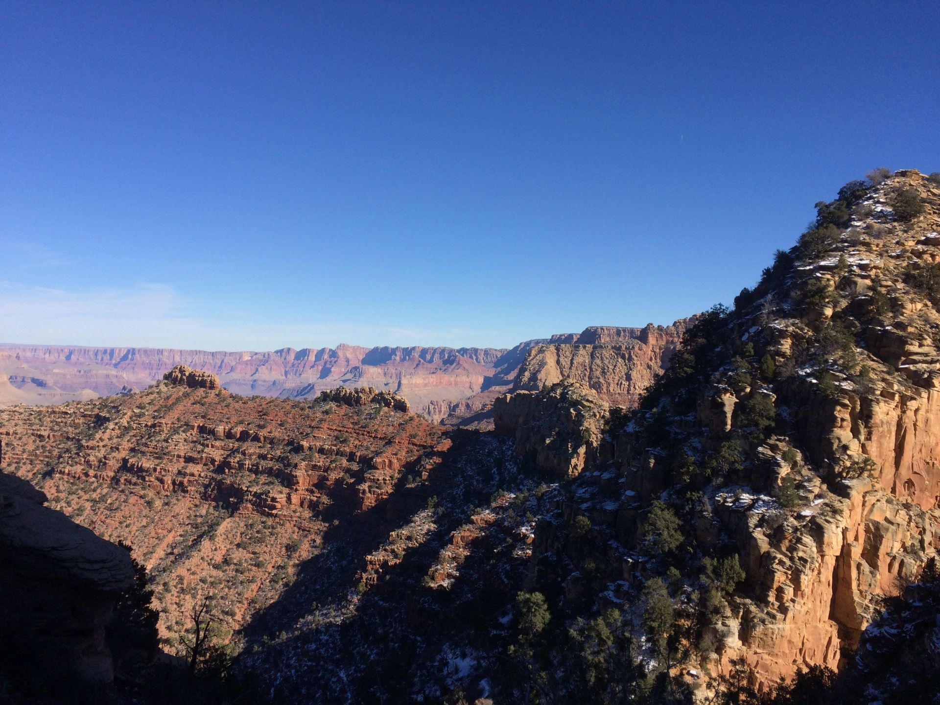 Tanner Trail, Grand Canyon