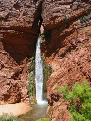 Deer Creek Falls, Grand Canyon
