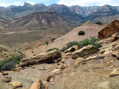 Nankoweap Route, Grand Canyon
