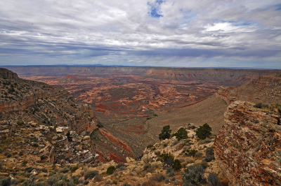 Kanab Creek Wilderness, Grand Canyon