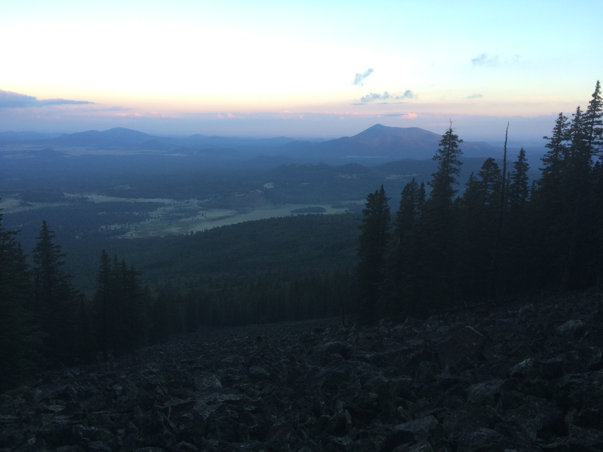 humphreys peak flagstaff hiking