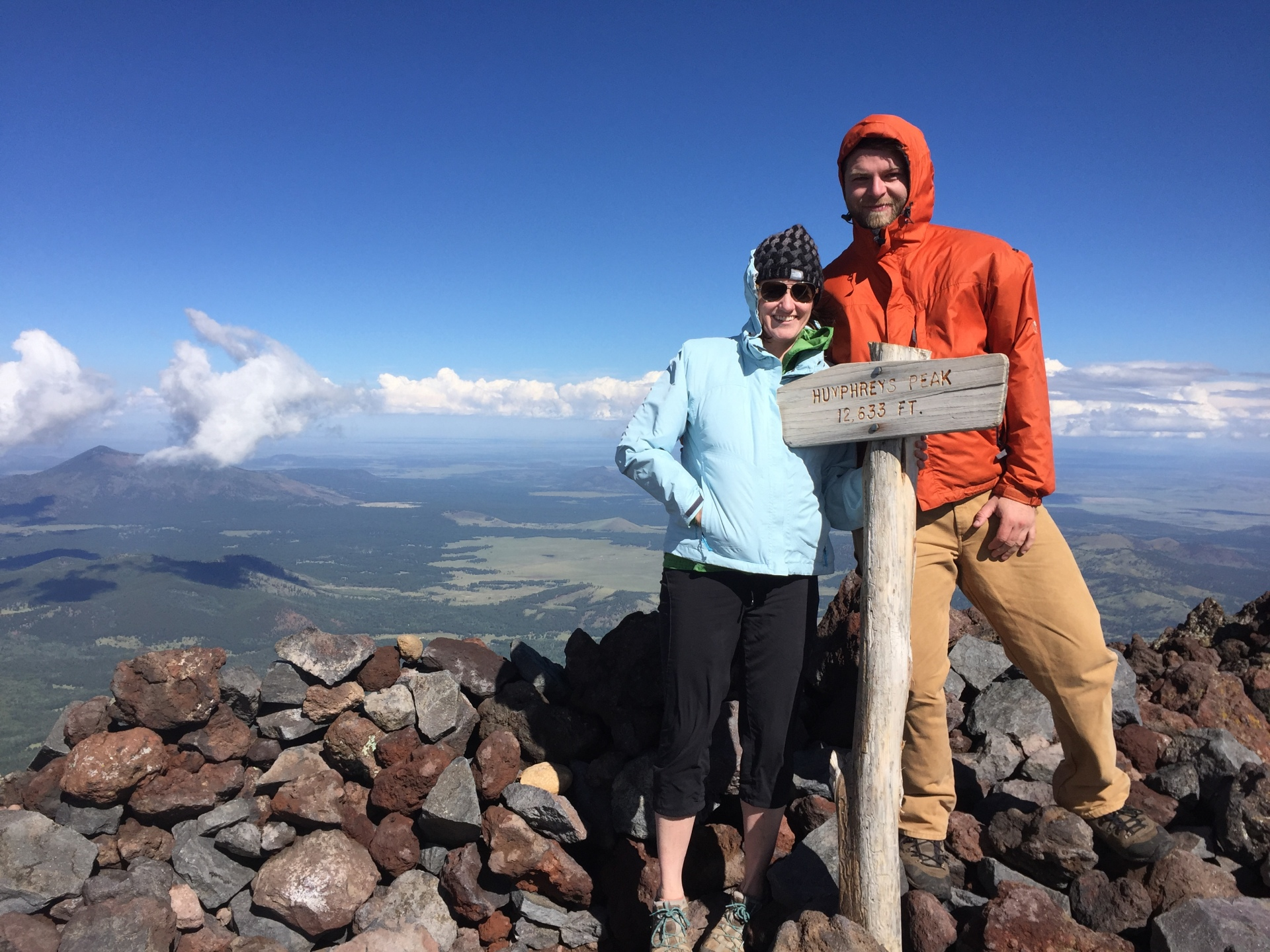 humphreys peak flagstaff hiking
