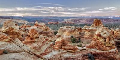 Coyote Buttes, Vermillion Cliffs