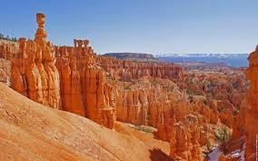 Famous Hoodoos, Bryce Canyon National Park