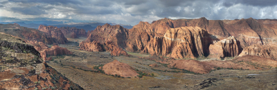 Snow Canyon , Utah