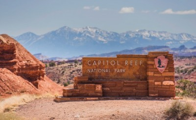 Enter if You Dare, Capitol Reef National Park