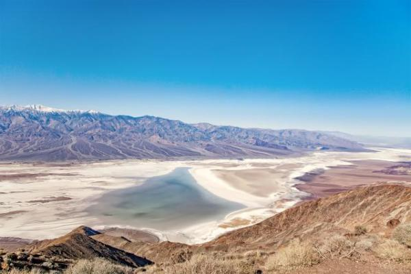 death valley hiking and backpacking