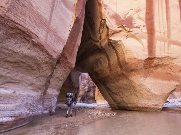 utah backpacking tours