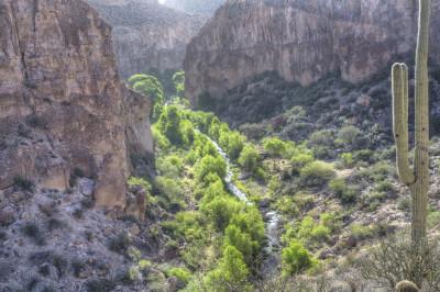 Aravaipa Canyon, Arizona