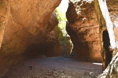 Aravaipa Canyon, Arizona Backpacking