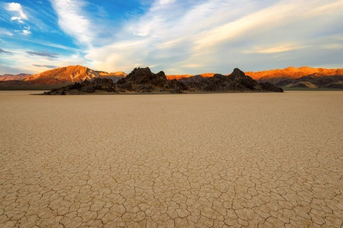 Salt Flats, Death Valley National Park