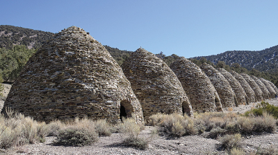 Charcoal Kilns, Death Valley