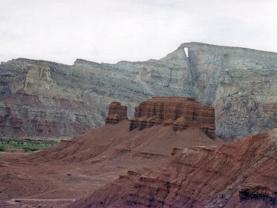 San Rafael Reef, Utah