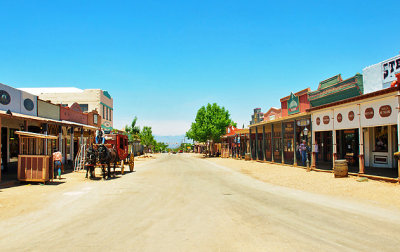 Main Street, Tombstone, Arizona