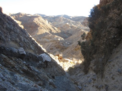 Surprise Canyon, Death Valley