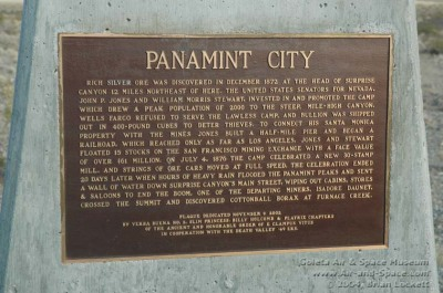 Panamint City Ghost Town, Death Valley