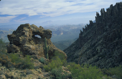 Peralta Canyon Trail, Superstition Mountains