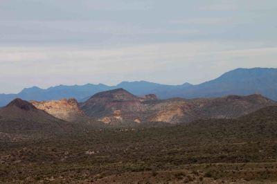 Superstition Mountains Wilderness, Arizona