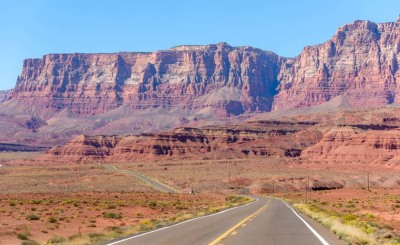 Vermillion Cliffs, Arizona
