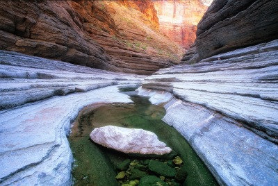 Cottonwood Creek, Grand Canyon